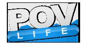 POV Life logo